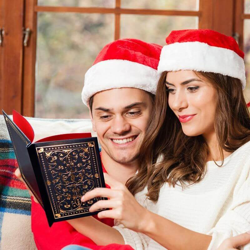 Romantic christmas gift for wife or girlfriend Christmas presents for wife