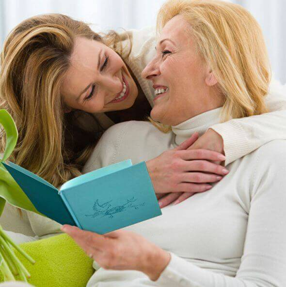 The gift of your words are the best Mother's Day gift!