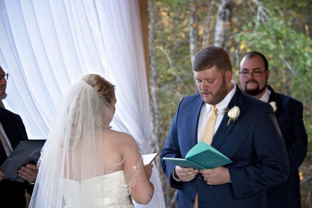 Amy and Austin Gaskins Wedding