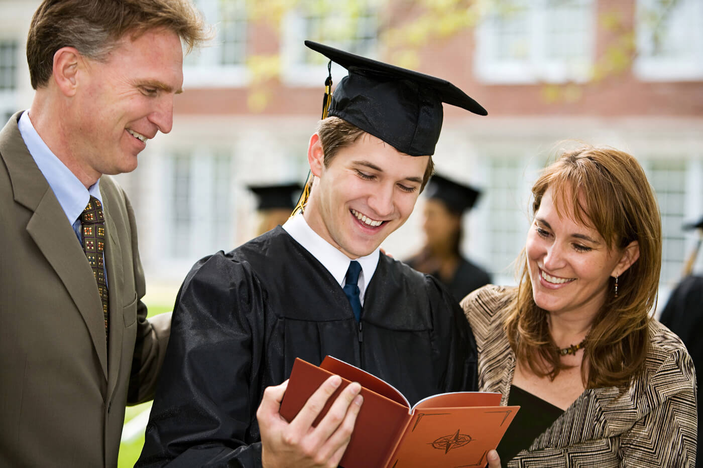 A graduation gift of your words of encouragement and advice is the best gift for your graduate.
